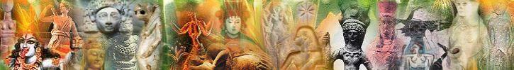 Godinnen uit de hele wereld