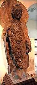 Boeddha uit Gandhara
