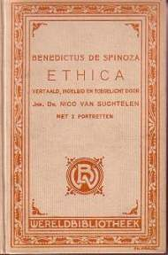 Ethica van Spinoza