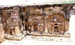 Invloed van Bactrische Grieken op reliëf uit Gandhara