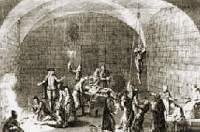 Kerkers van de inquisitie van Goa